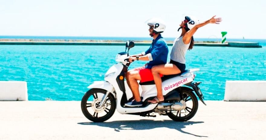 Alquiler de motos en Ibiza – Sobrevive a la isla