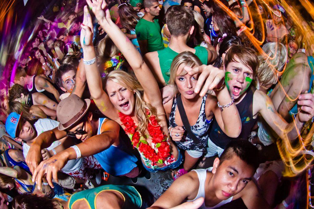 Fiestas y discotecas de Ibiza