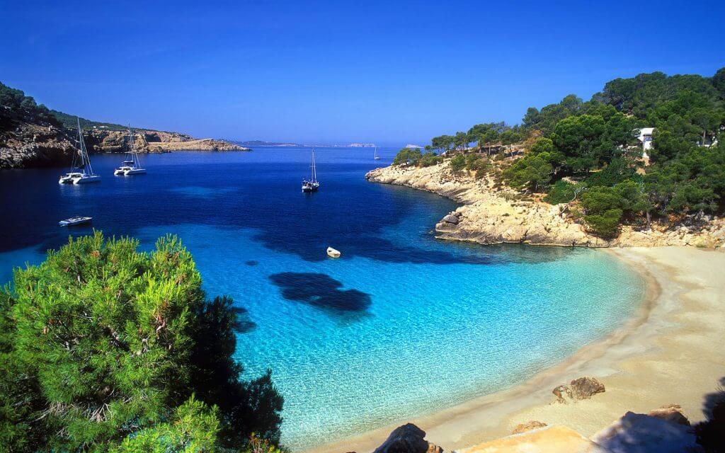 Mercato hippy di Ibiza