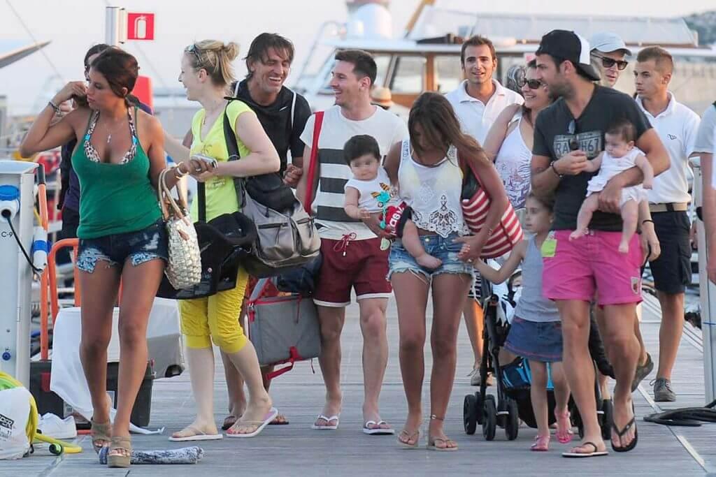 ¿Dónde van los famosos en Ibiza?