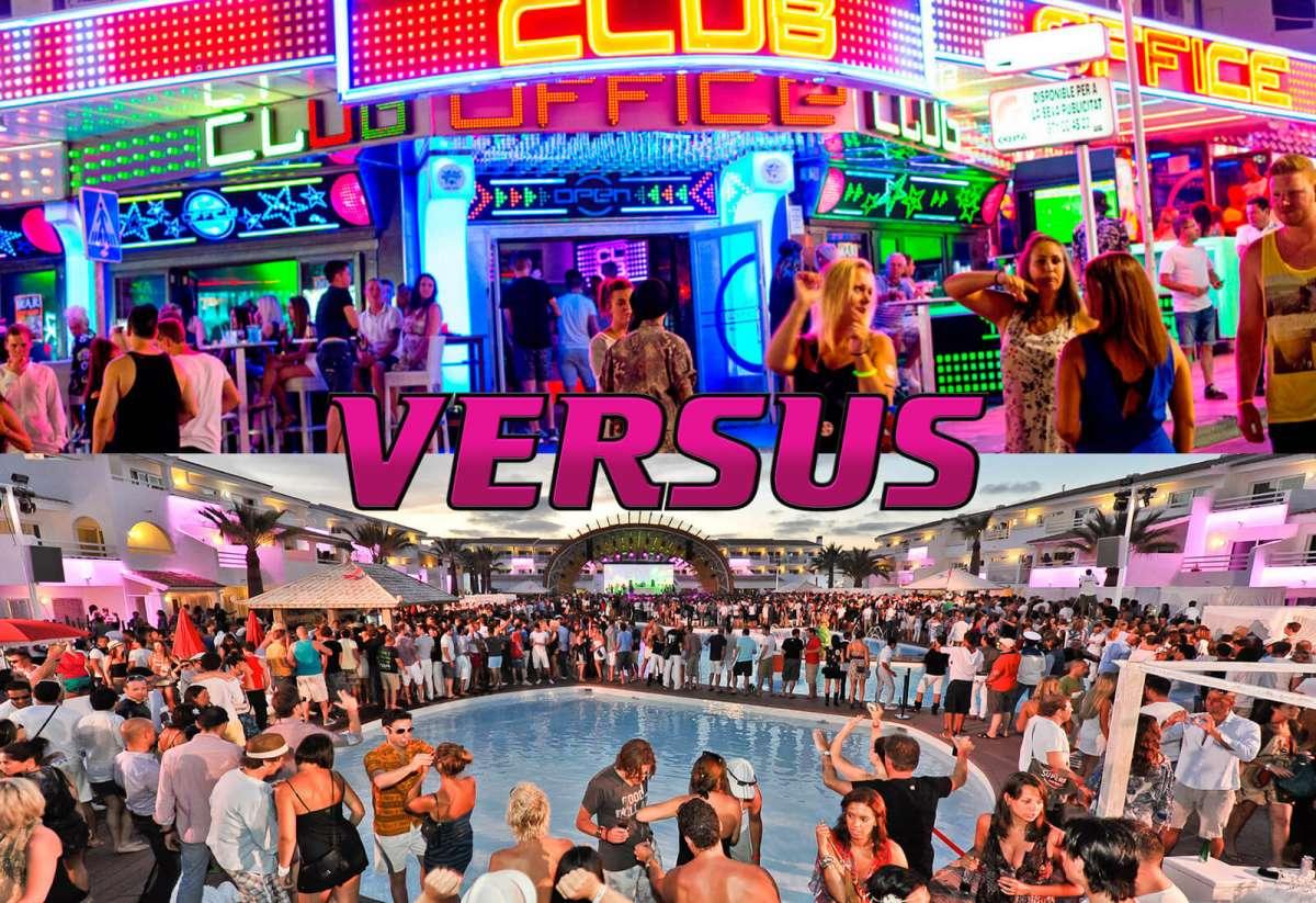 ¿Qué es mejor Ibiza o Magaluf?