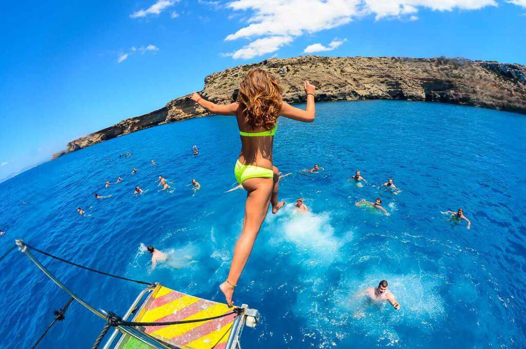 Cosa vedere a Ibiza? Cala d'Hort