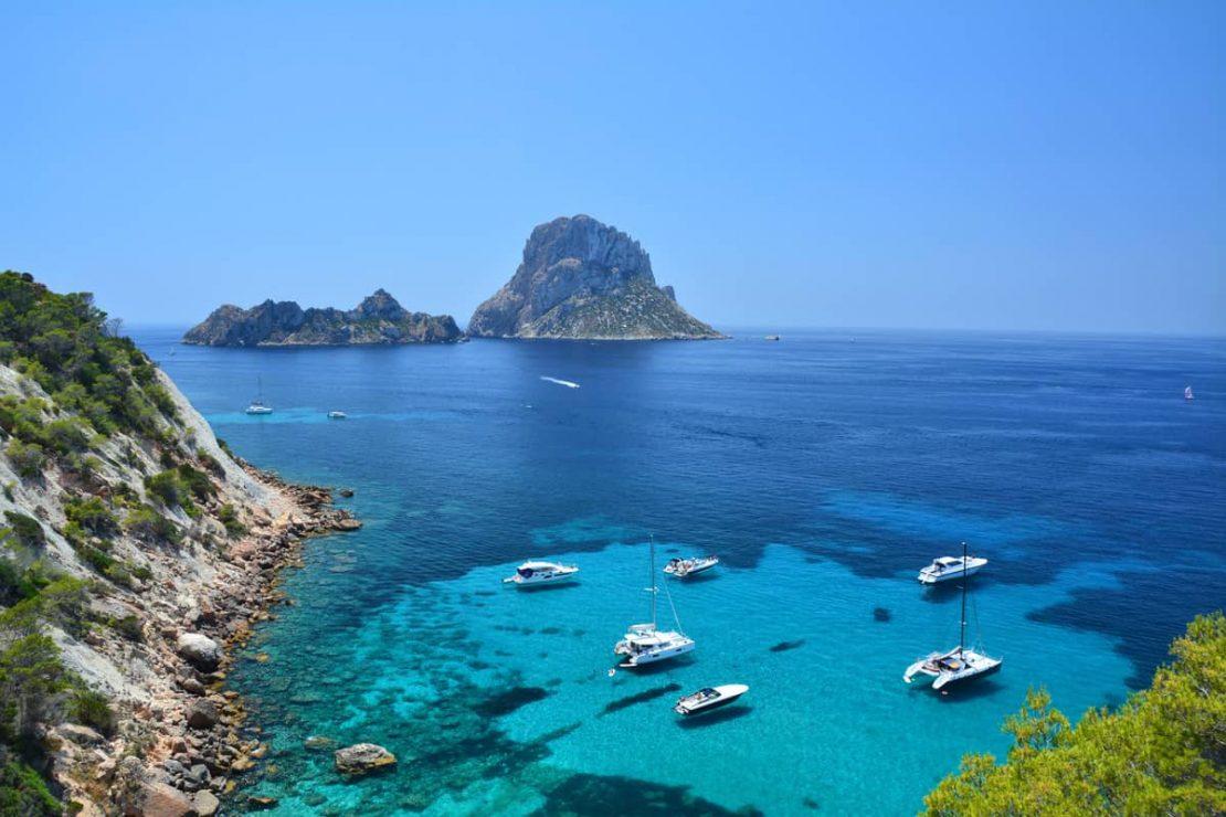 Islote de Es Vedrà en Ibiza