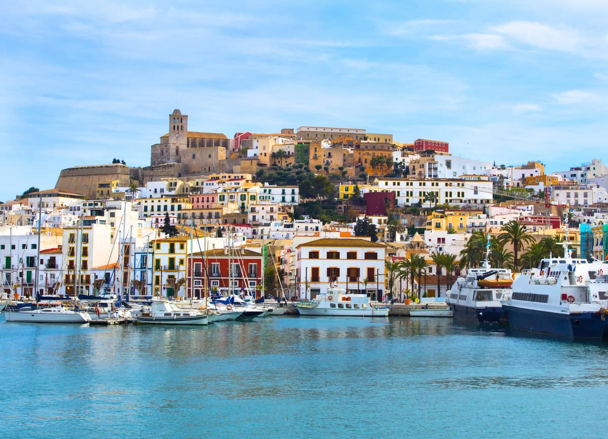 The most beautiful villages of Ibiza