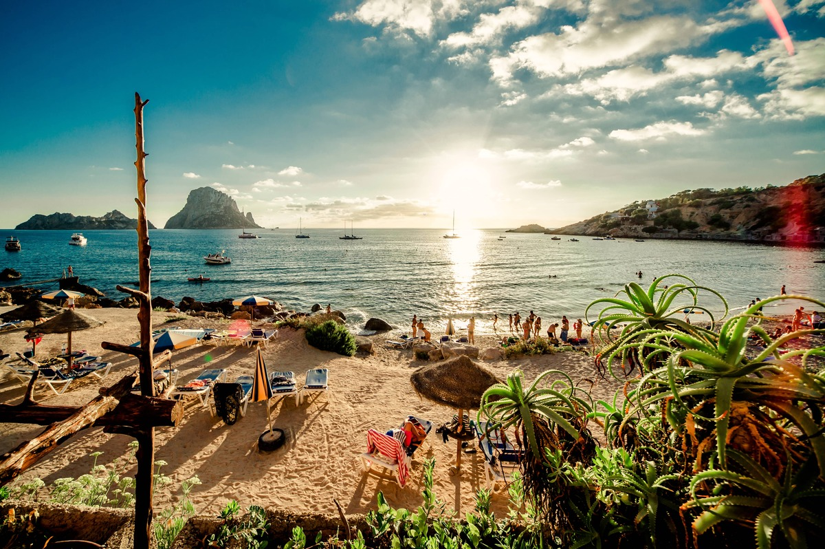 The best beaches and coves in Ibiza