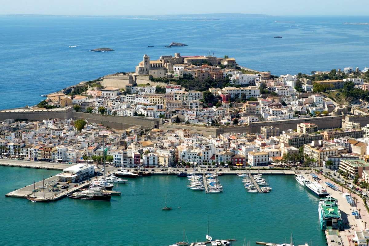 Cosa visitare a Ibiza in un giorno? –  Turismo Ibiza