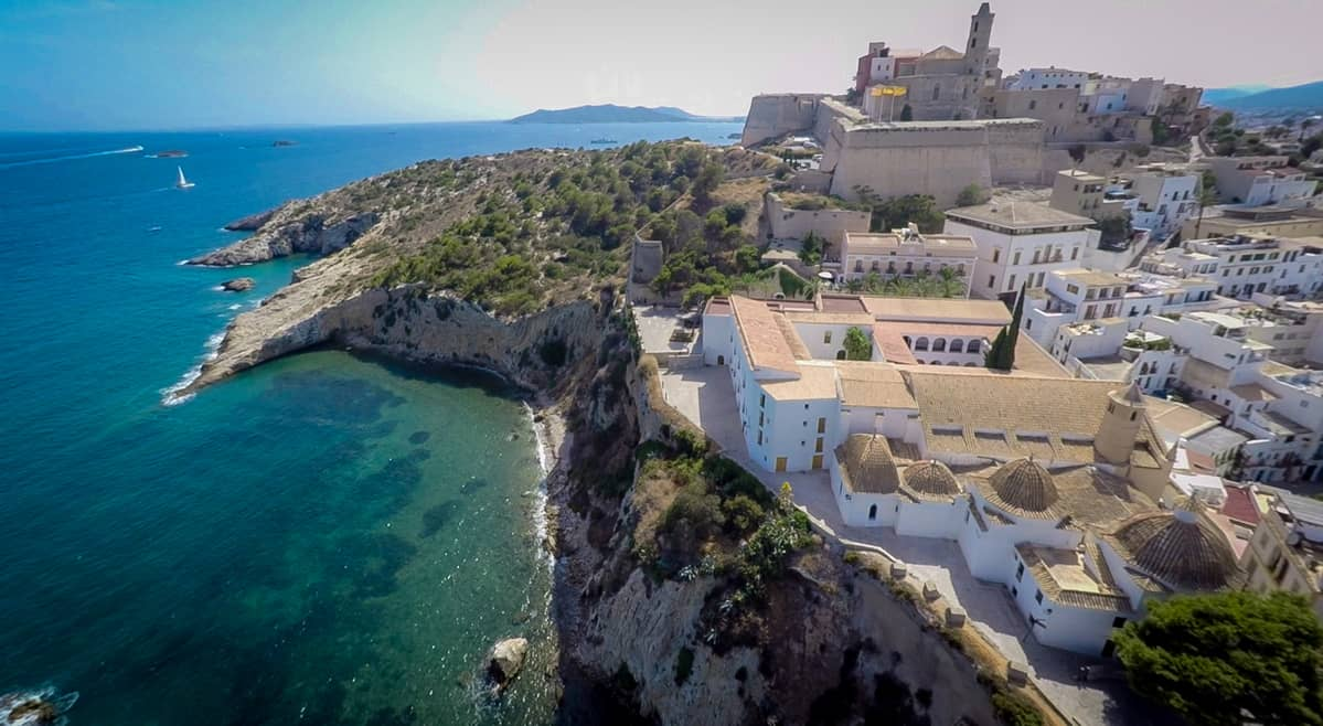 Ibiza without partying – A unique island in the world